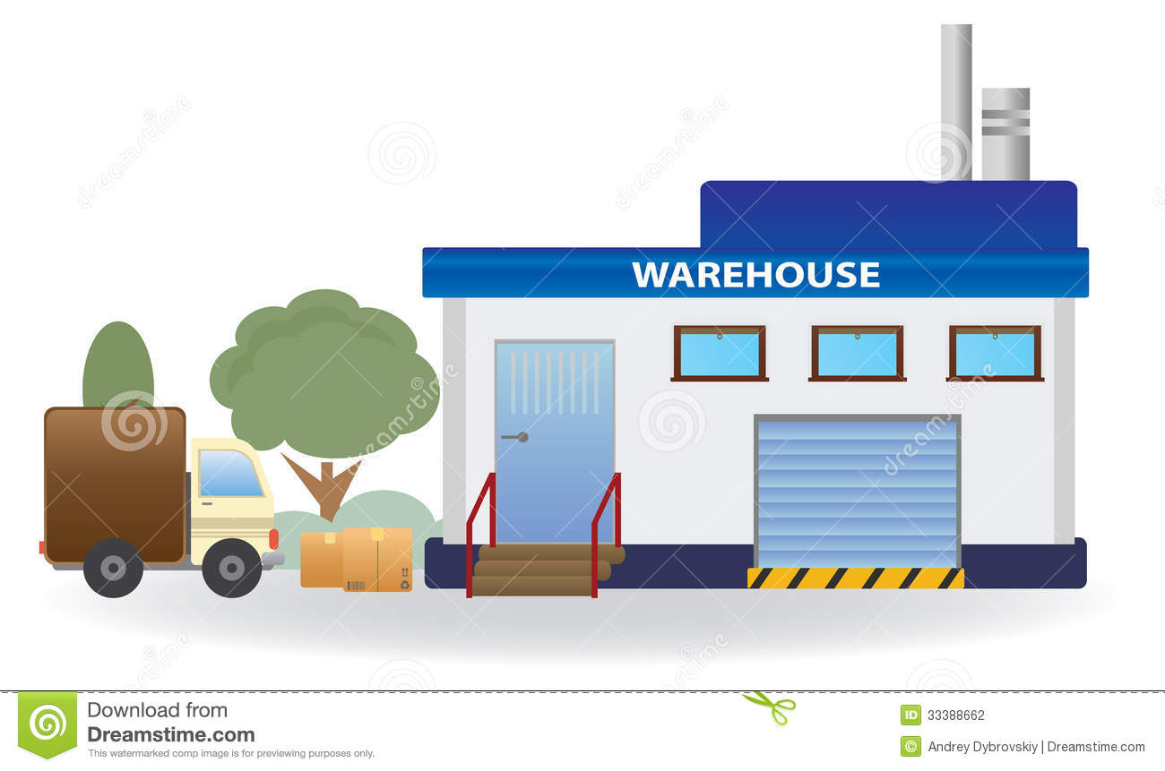 Warehouse Clipart - Clipart Suggest