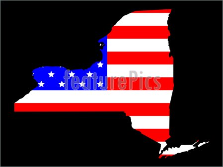 American Flag Custom Year Presentation Clipart   Free Clip Art Images