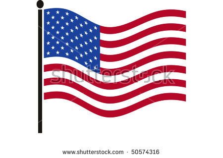 American Flag Under Armour Hoodie Clipart   Free Clip Art Images