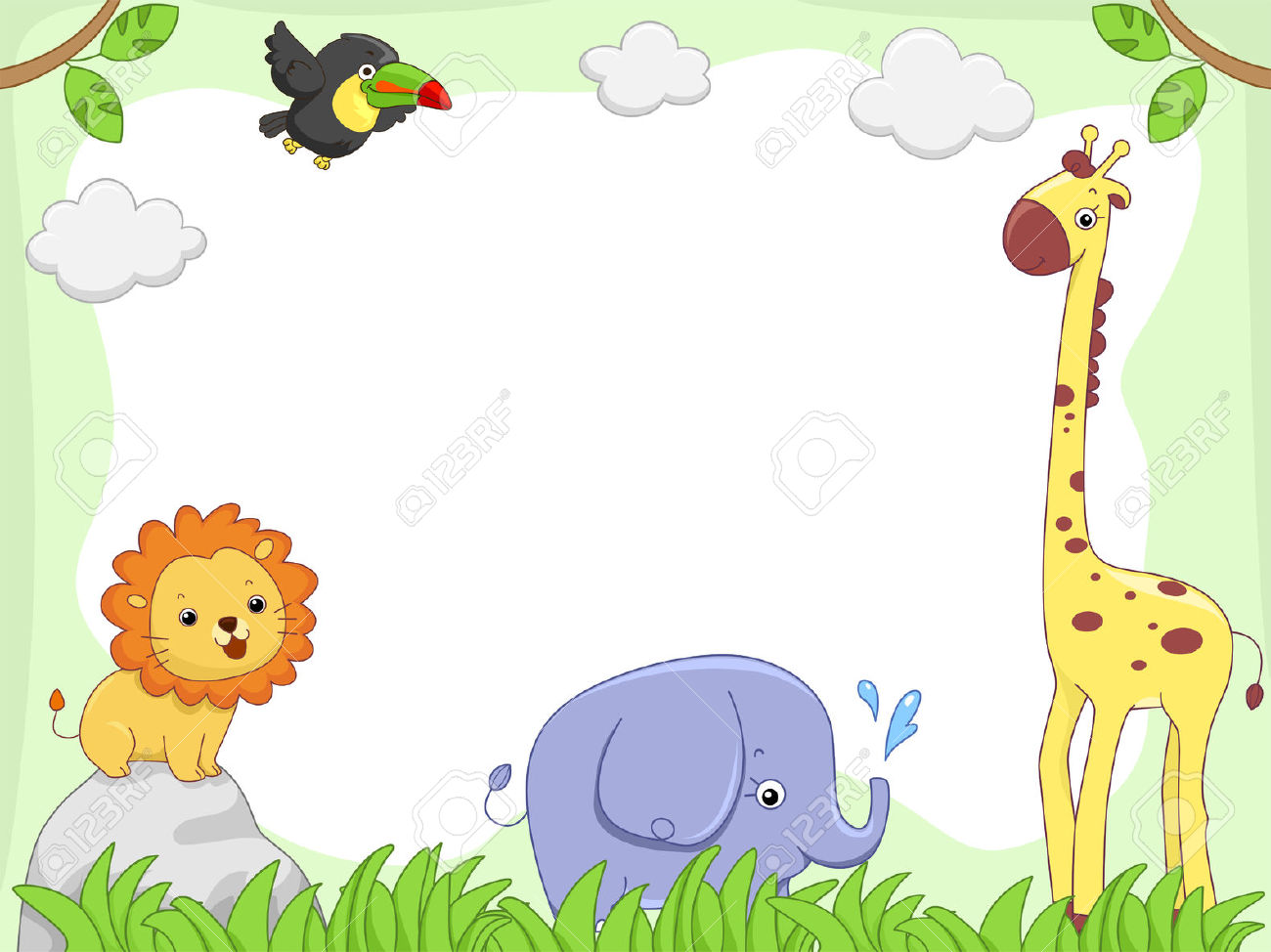 Baby forest animals clipart - photo#28