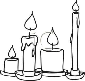 Candles Clipart Image Gallery