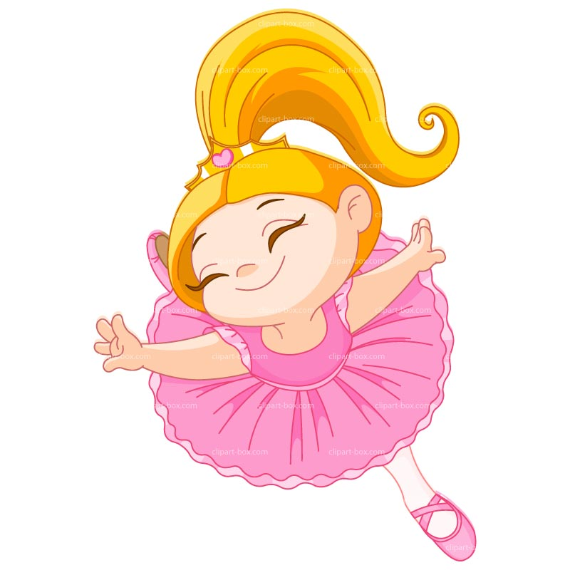Girl Dancing Clipart - Clipart Kid