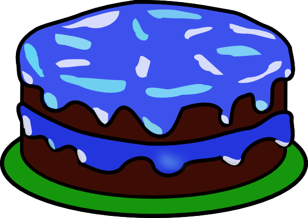 Download Birthday Cake Clip Art No Candles