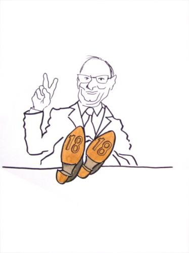 Pictures Funny Bush Shoes Cartoons Political Boots Cartoon   Apkxda