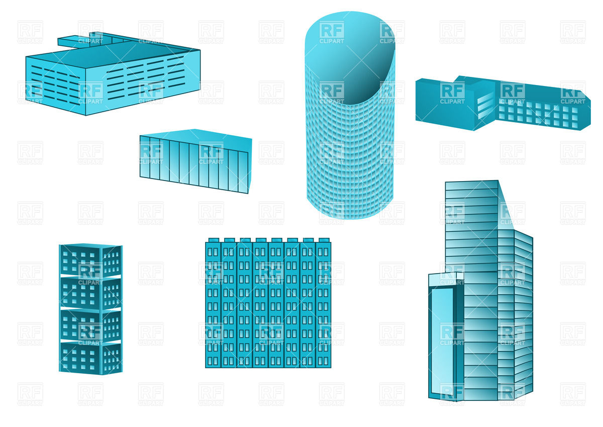 Small Office Building Clipart Office Buildings Download