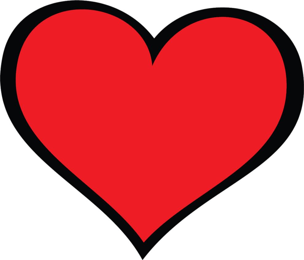 free clipart love hearts - photo #40