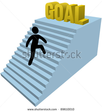 Stock Images Similar To Id 22955692   Climbing The Stairs Illustration