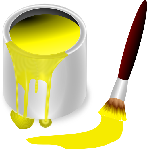 Color Yellow Clipart - Clipart Kid