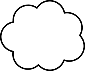 Internet Cloud Clipart - Clipart Kid