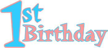 First Birthday Party Themes For Girls Or Boys