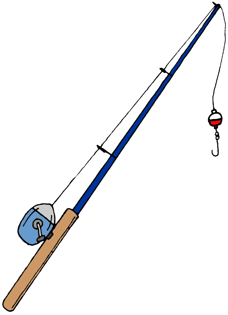 Clip Art Fishing Rod Clipart fishing pole clipart kid png 29875 bytes