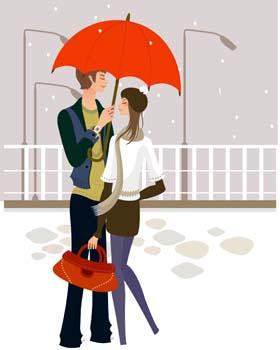 Happy Couple In Love 18 Clip Arts Free Clip Art   Clipartlogo Com