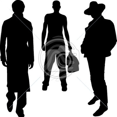 Men Fashion Runway Clipart - Clipart Kid