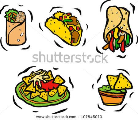 Clip Art Mexican Food Clipart mexican food clipart kid clip art