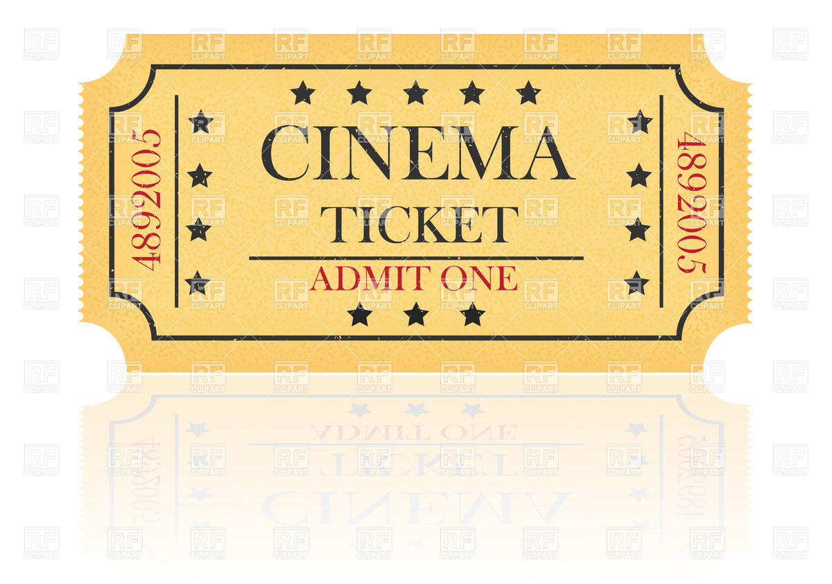 Clip Art Movie Ticket Clip Art theater ticket clipart kid movie clip art and vector collection