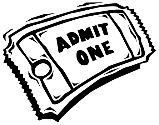 ticket black and white clipart clipart suggest movie tickets clip art and film reel movie tickets clip art and film reel