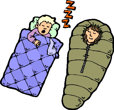 Clip Art Sleeping Bag Clipart sleeping bag clipart kid cliparts co