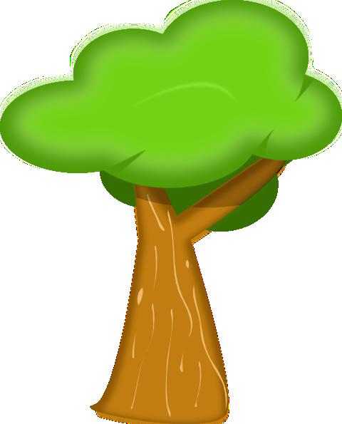 Safari Tree Clipart
