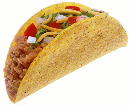 Taco Large   Http   Www Wpclipart Com Food Mexican Taco Large Png Html