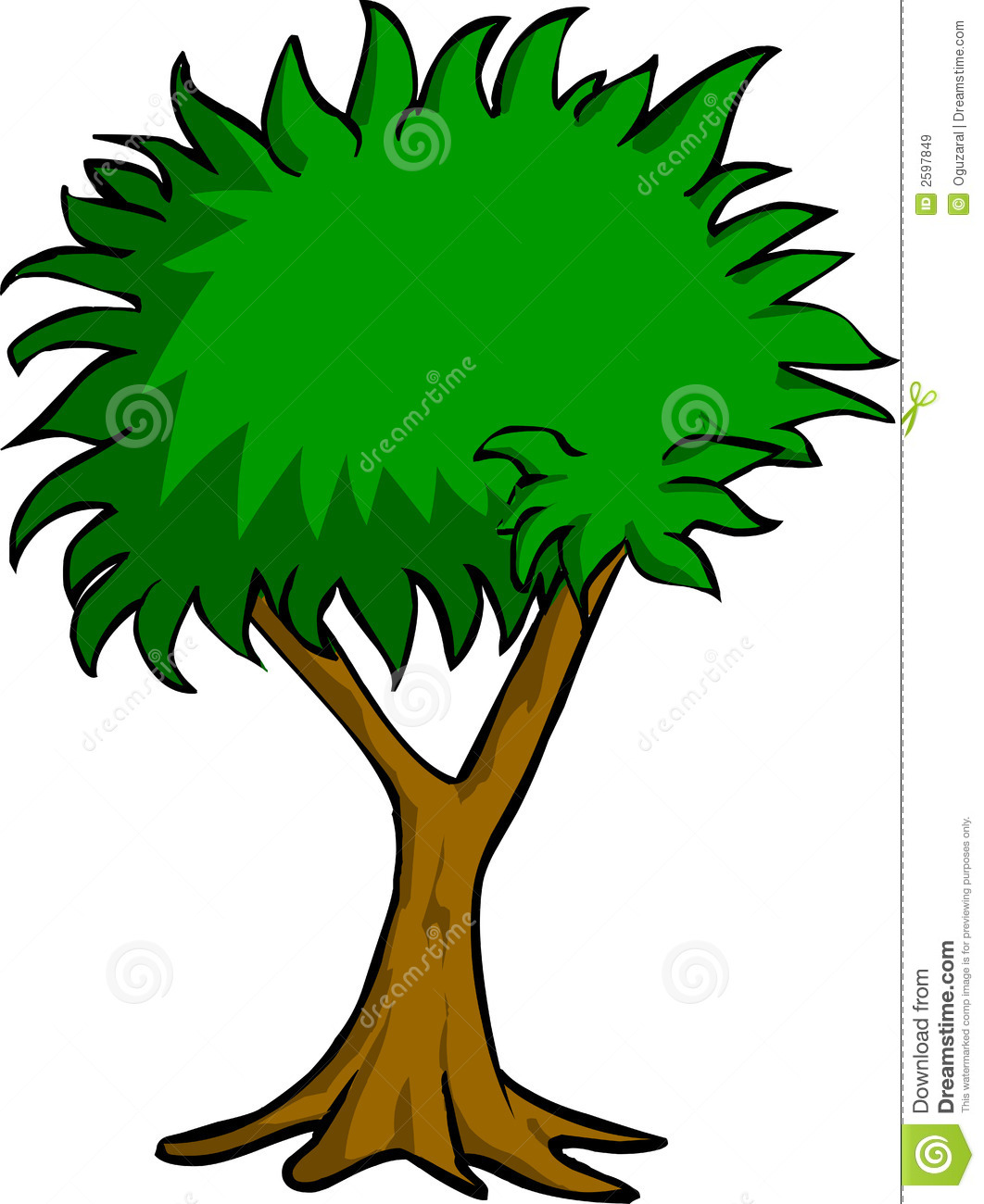 Tree Royalty Free Stock Images   Image  2597849