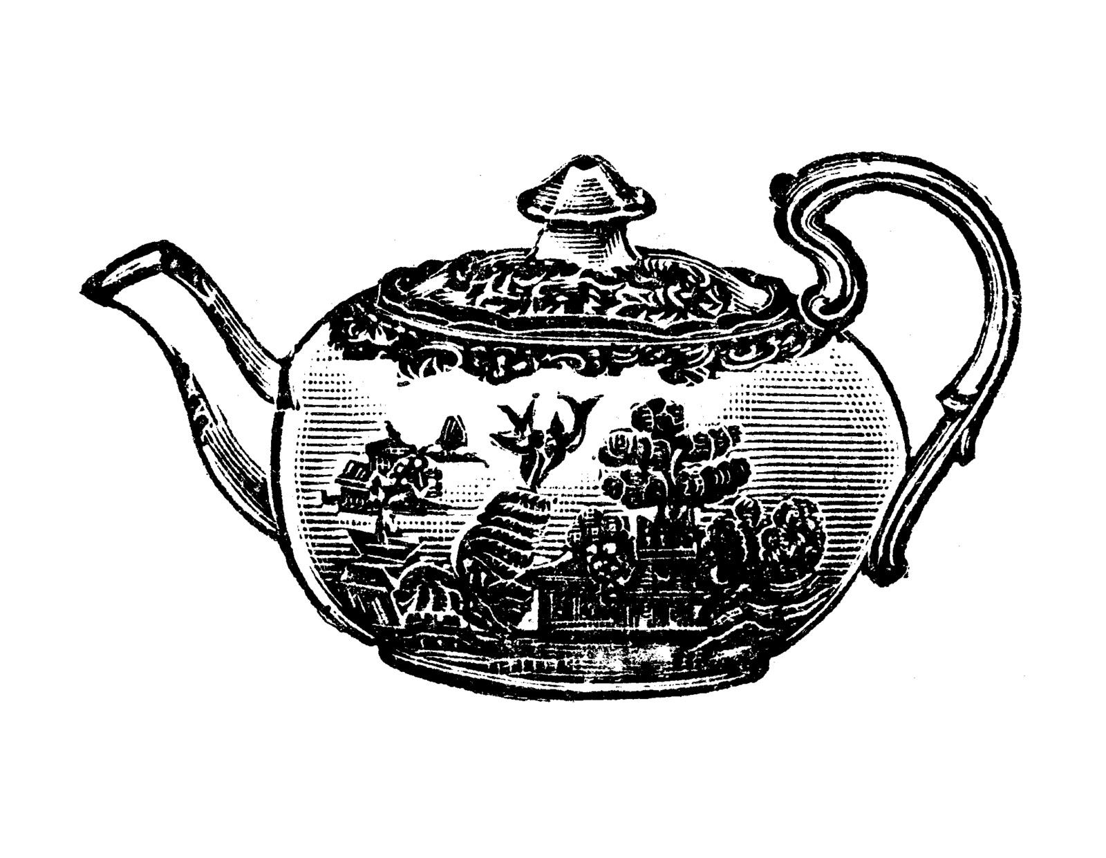 Vintage Teapot Vintage Teapot Vintage Cup And Saucer Vintage Cup