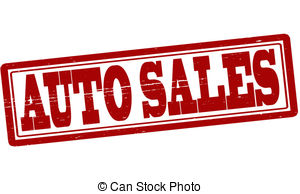 Auto Sales   Stamp With Text Auto Sales Inside Vector