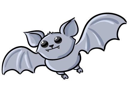 Bat Clip Art   Images   Free For Commercial Use