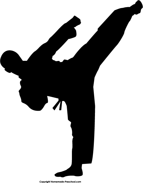 Clip Art Karate Clipart karate clipart kid fun and free clipart