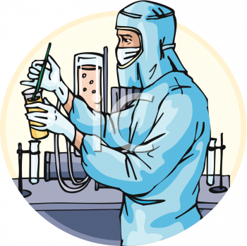 Medical Laboratory Stock Vectors Clipart and Illustrations