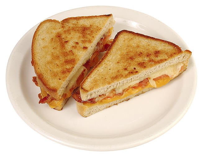 April Is National Grilled Cheese Month