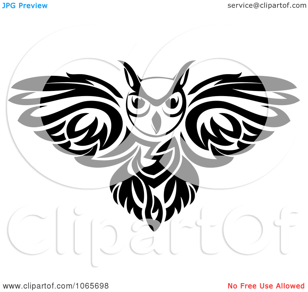 free owl black and white clipart clipart kid