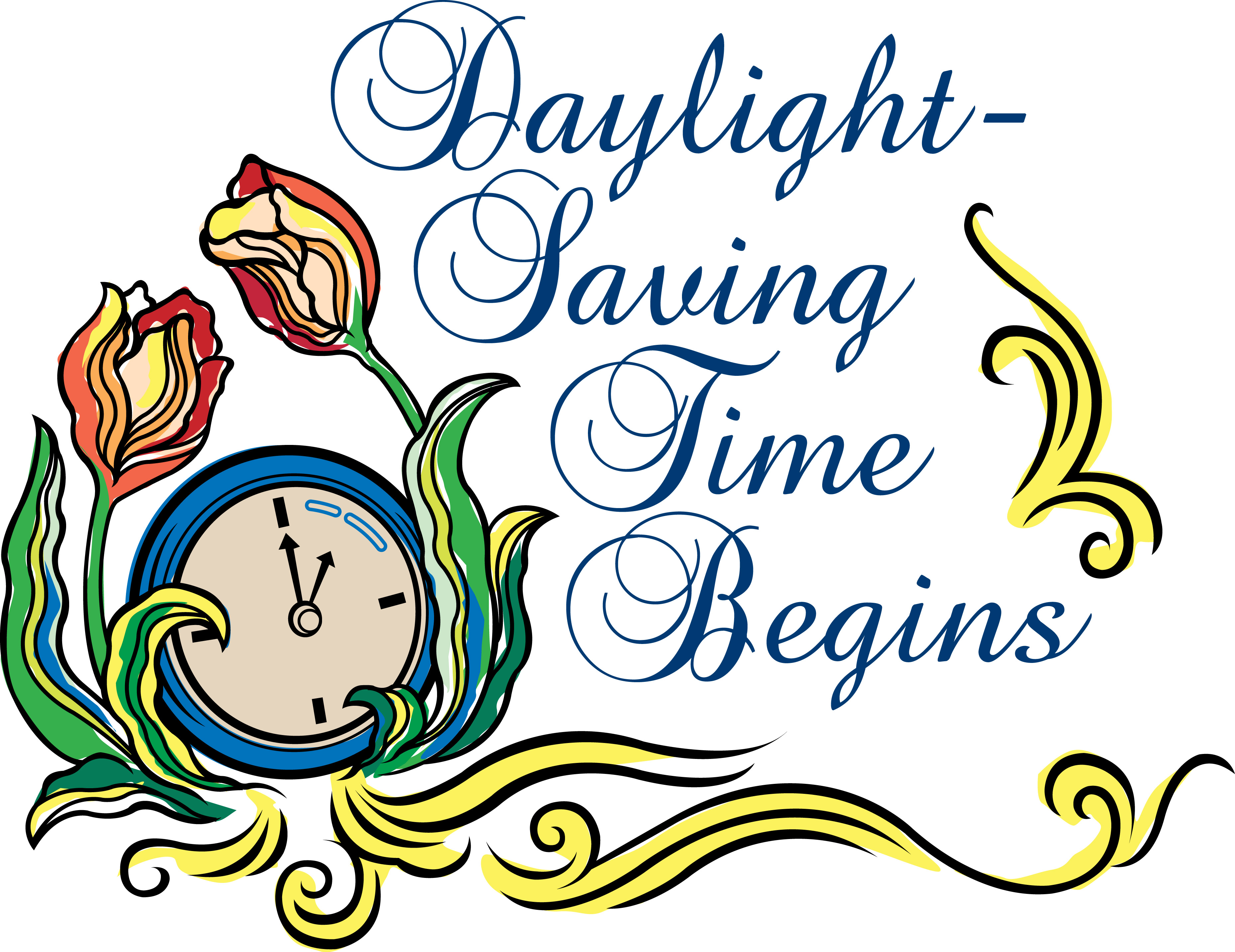 Daylight Savings Time Clip Art   Cliparts Co