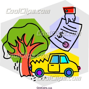 Drunk Driving Accidents Clipart
