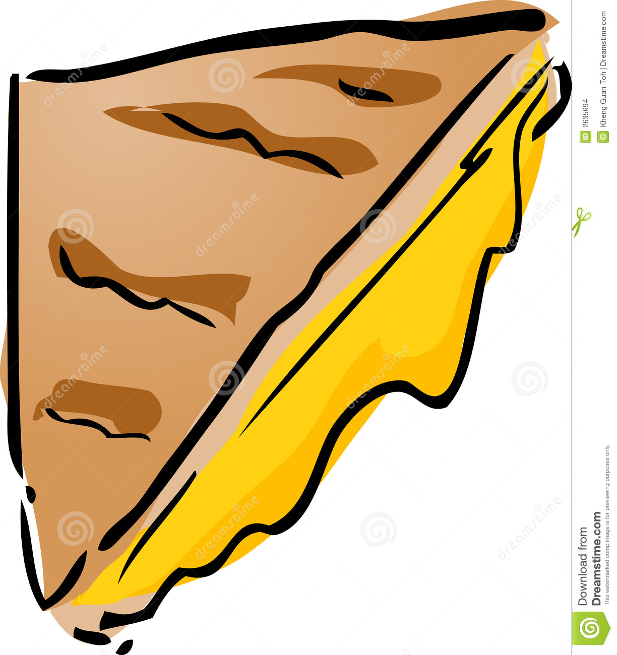 Grilled Cheese Clipart - Clipart Suggest