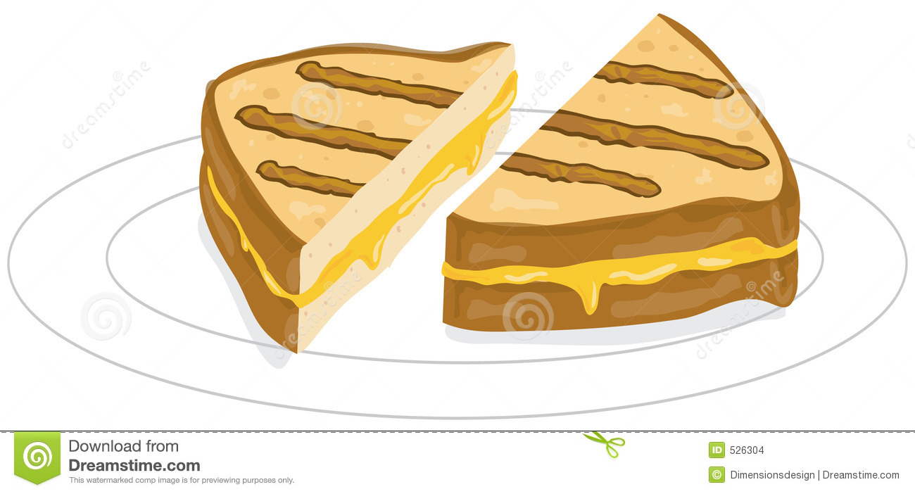 Grilled Cheese Stock Images   Image  526304