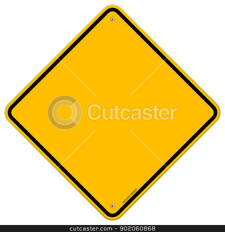 blank caution sign black clipart clipart suggest
