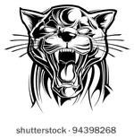 Panther Clip Art Vector Panther   23 Graphics   Clipart Me