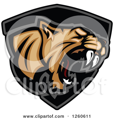 Royalty Free  Rf  Wildcat Clipart Illustrations Vector Graphics  1