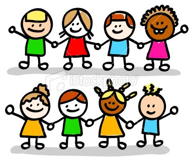 Two People Holding Hands Cartoon Holding Hands Unity Circle