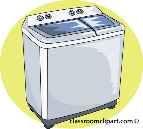 Clip Art Washing Machine ~ Clip art washing machine clipart suggest