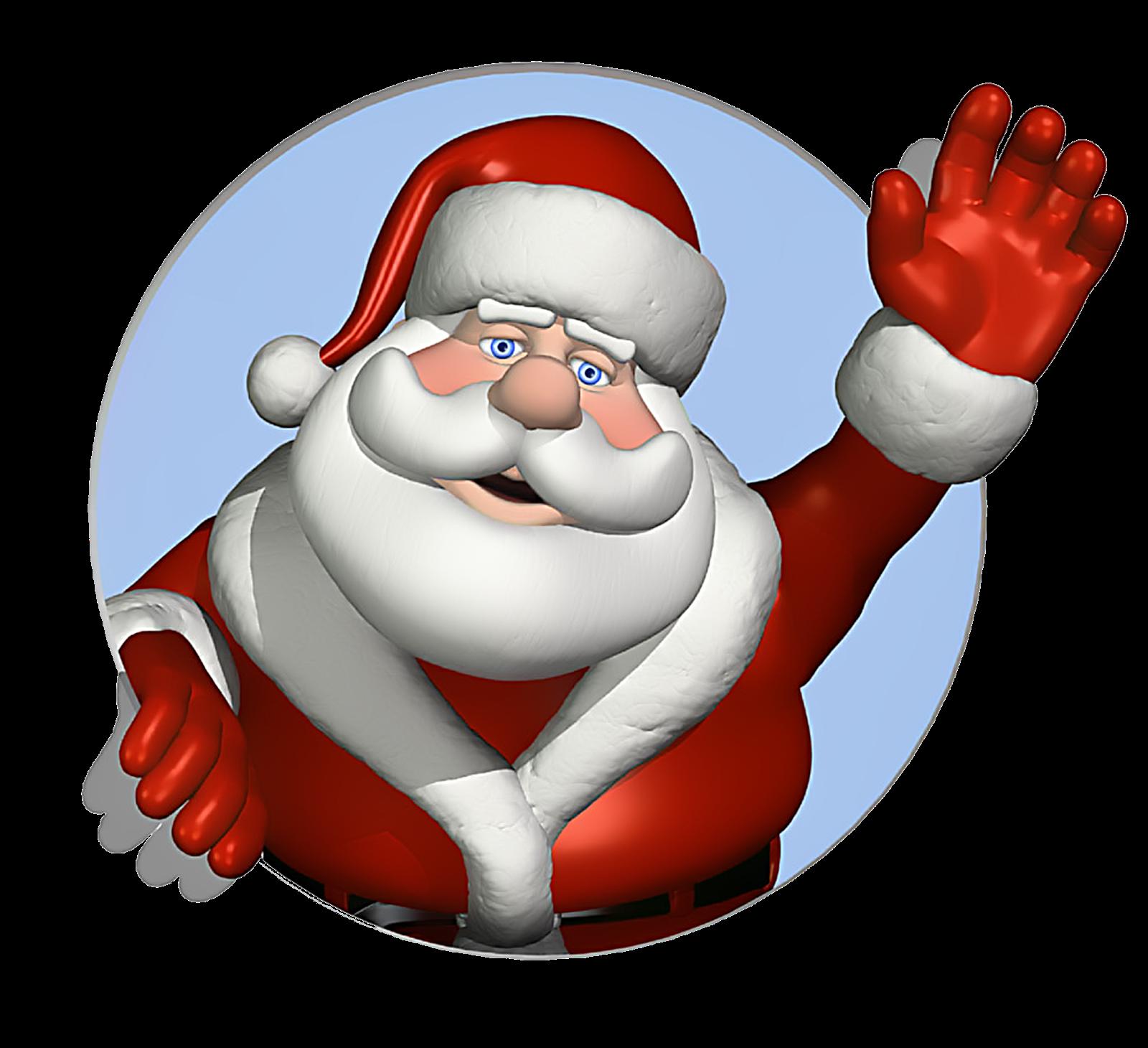 Santa Clipart Png