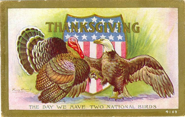 Free Thanksgiving Vintage Greeting Cards Just Click The Images ...