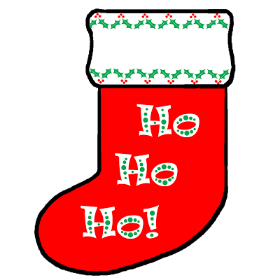 Santa Socks Clip Art Hill Topper Santa Christmas Clip Art Santa