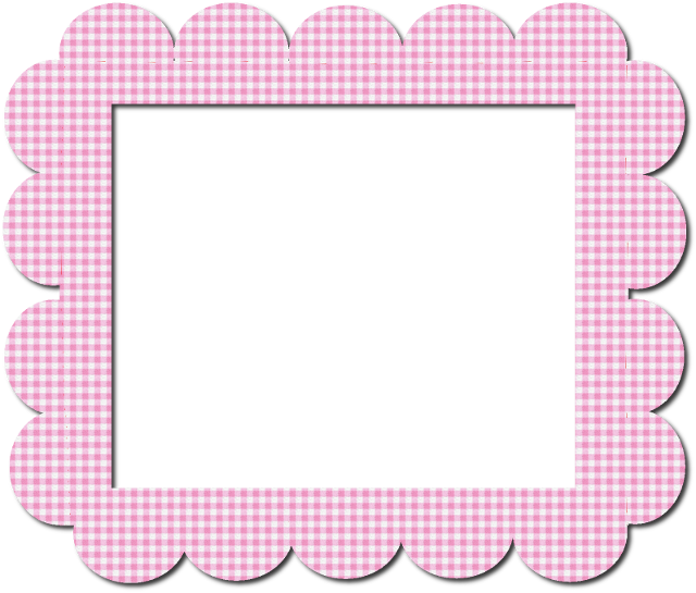 Scalloped Rectangle Frame Clipart - Clipart Kid
