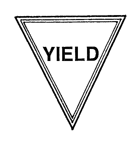 Coloring Pages Yield Sign   Coloring Pages Printable