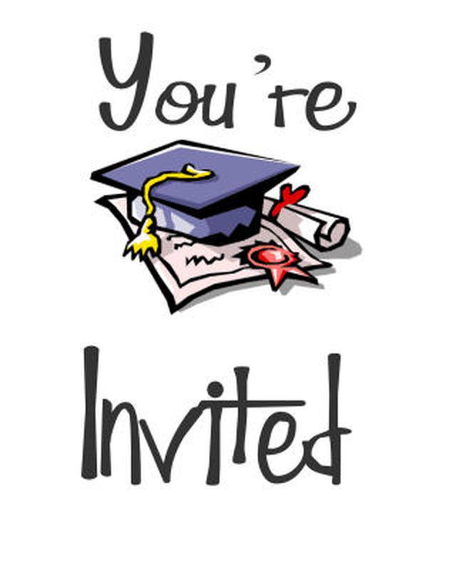 Free Printable Graduation Clipart - Clipart Suggest