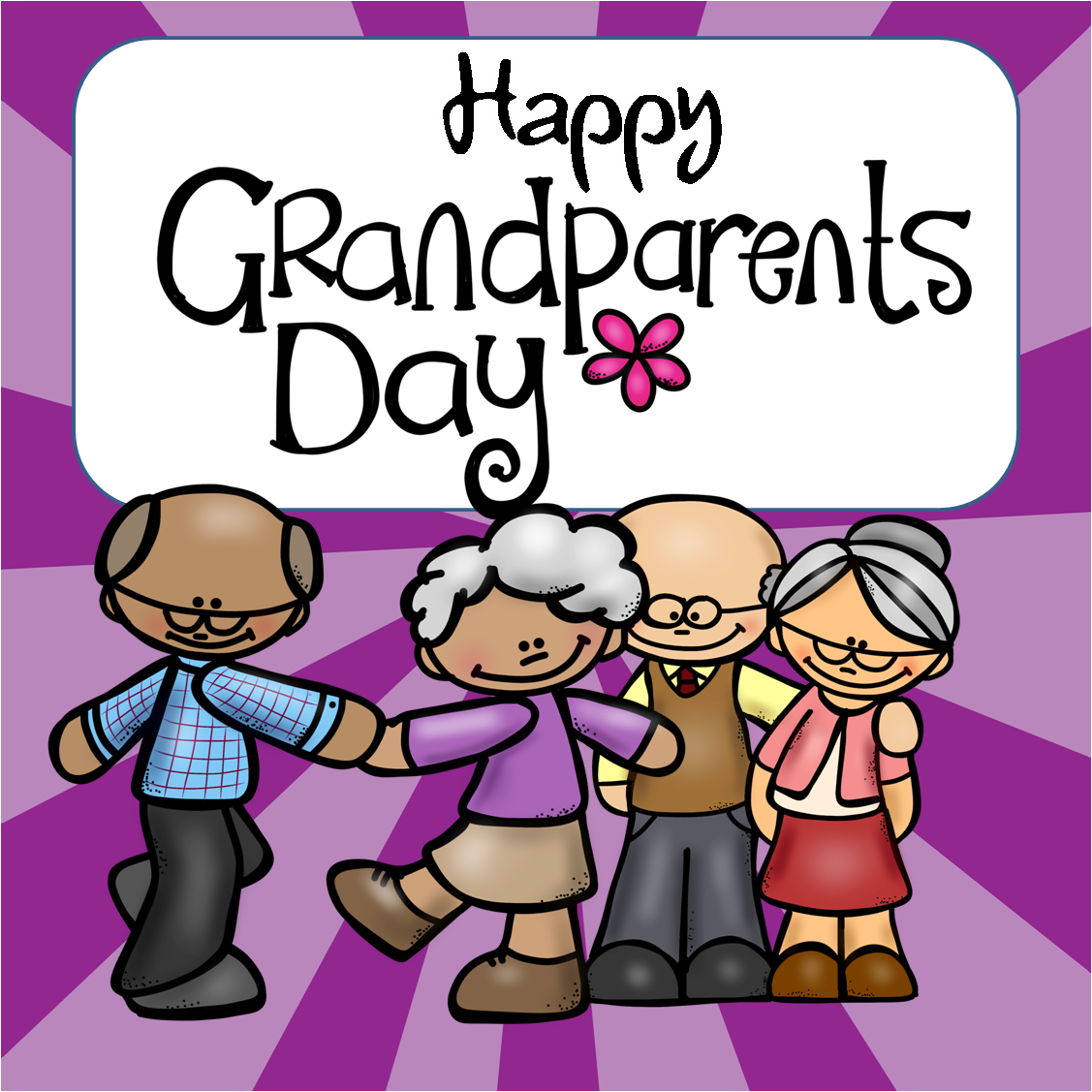 National Grandparents Day Did You Know National Grandparents Day Is