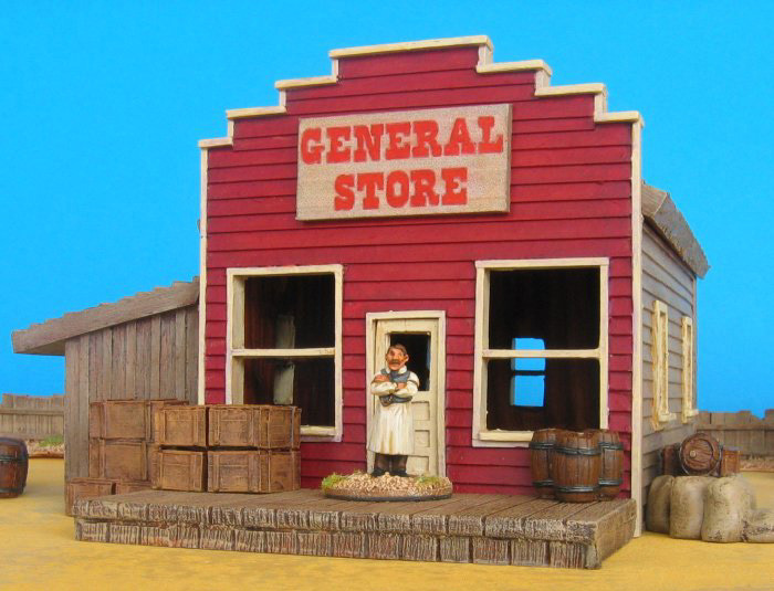 old general store front - photo #3