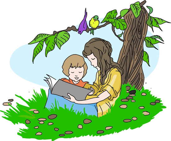 27 Clip Art Children Reading Books Free Cliparts That You Can Download