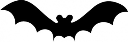 Bat Silhouette Bird Fly Night Animal Mammal Feed Blood Vampire Blind